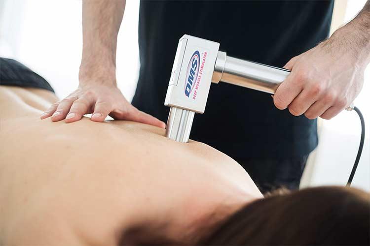 Wirksame DMS-Therapie zur Behandlung von Muskelverspannungen