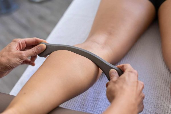 Fascial treatment with Fazer
