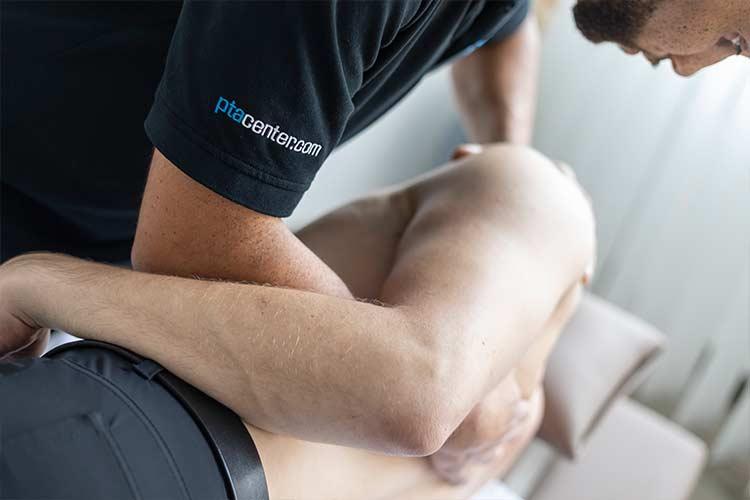 Physiotherapie-Techniken im Bereich Manuelle Therapie