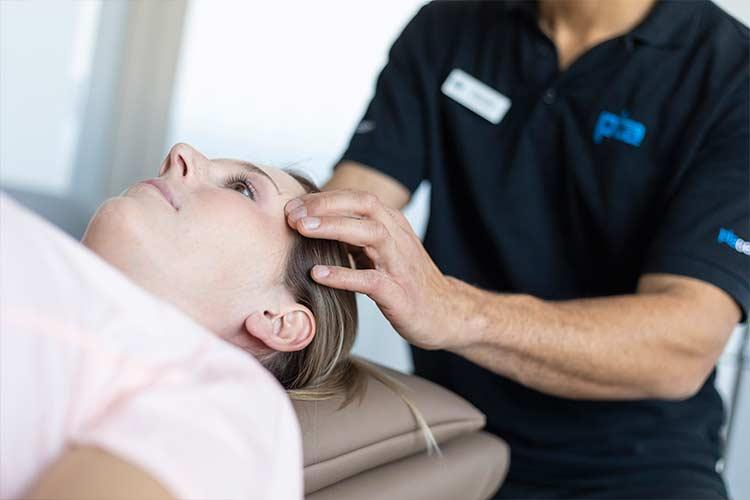 Physiotherapie, manuelle Therapie in Stuttgart