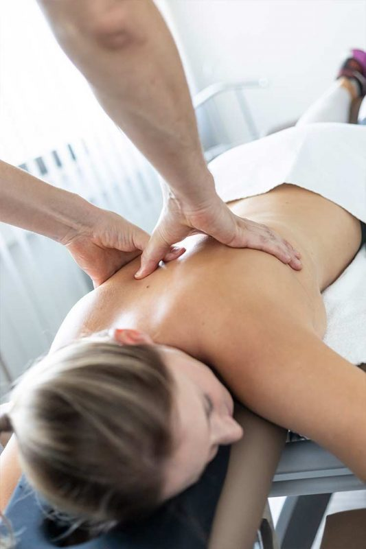 Klassische Massage in Stuttgart