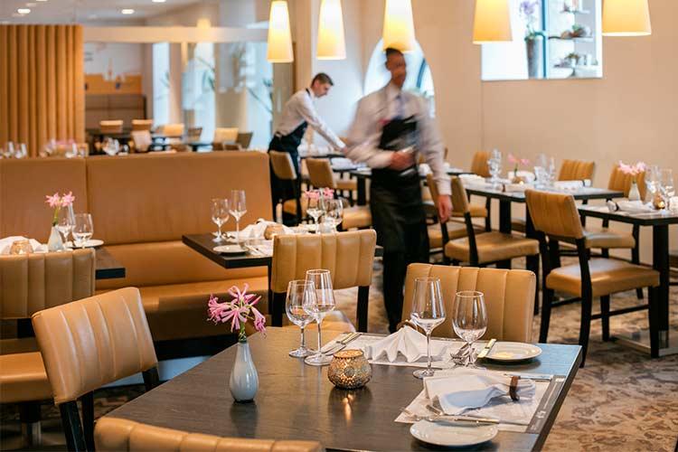 Restaurantbesuch in Stuttgart