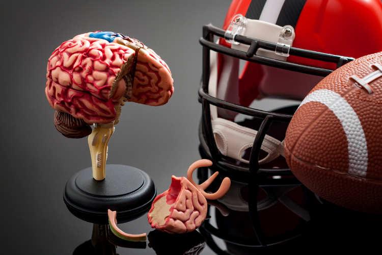 Football Concussion Protocol Hilfe bei Kopfverletzungen